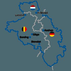 Euregio Map